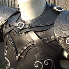 Armure elfe noire