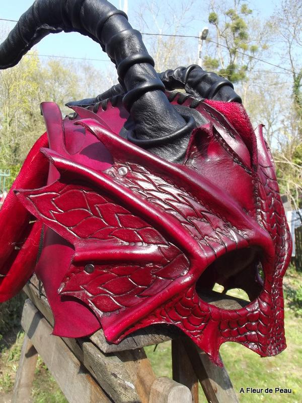 casque dragon