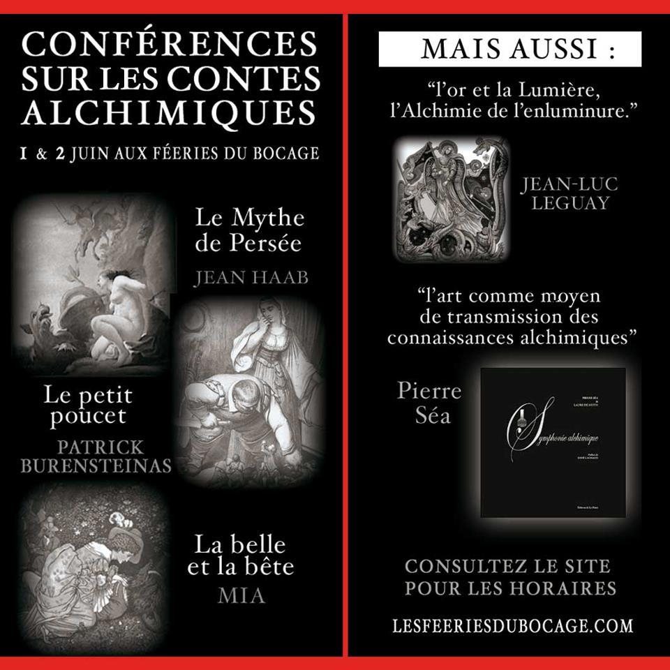 Programme Féeries conférence 2013