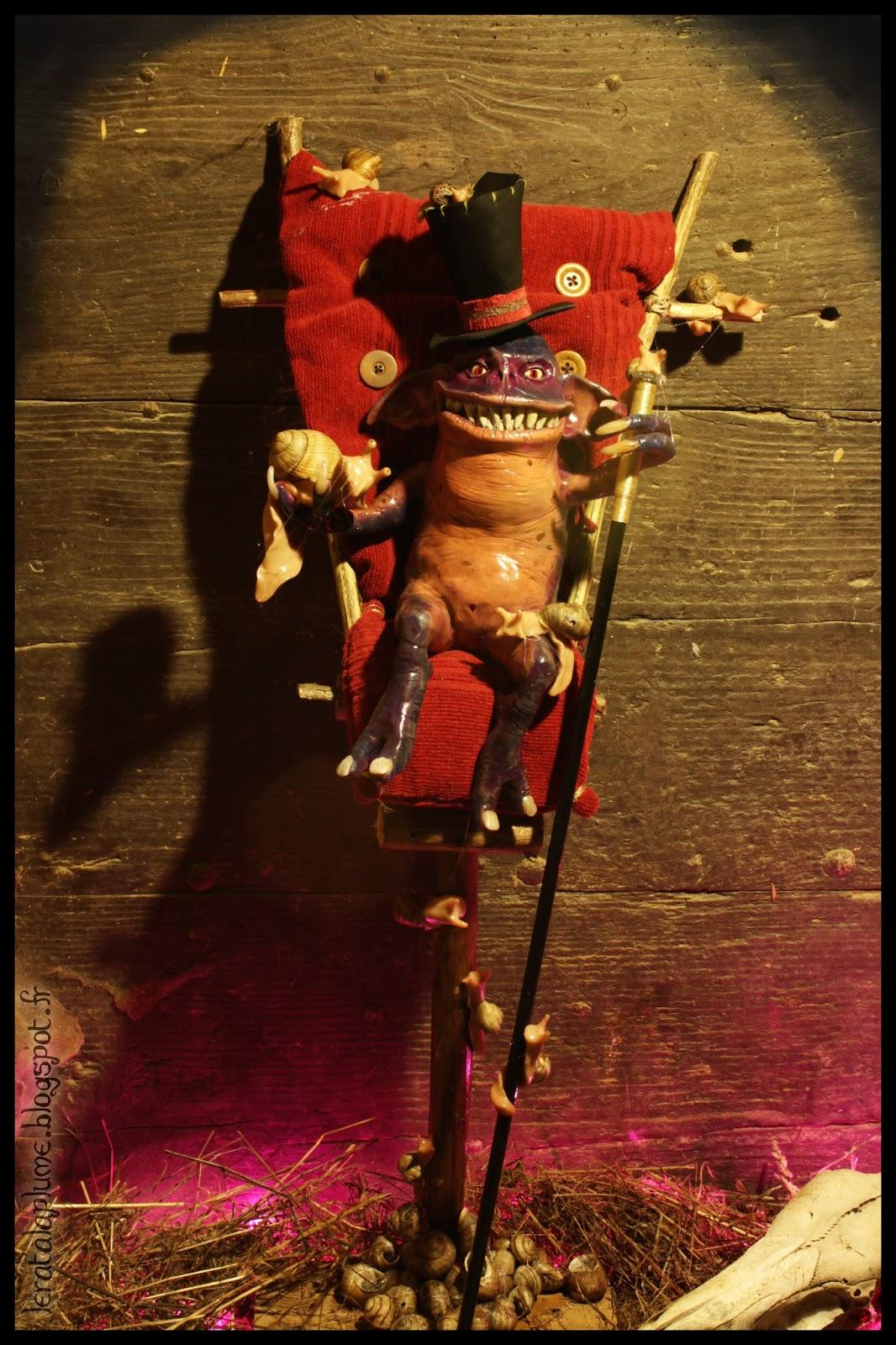 LE RAT ET LA PLUME - Seigneur de la bave3