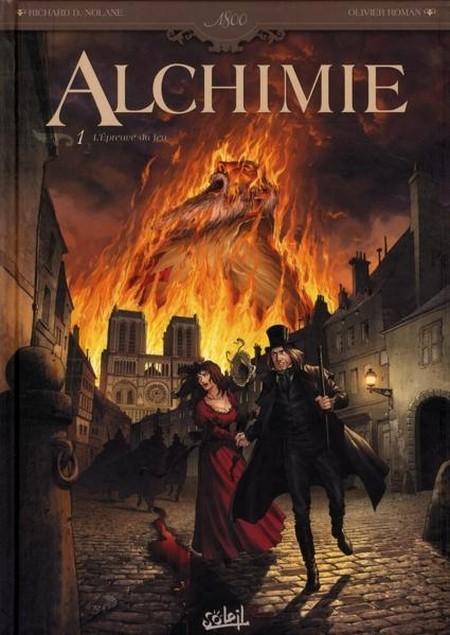 Alchimie T1 Roman