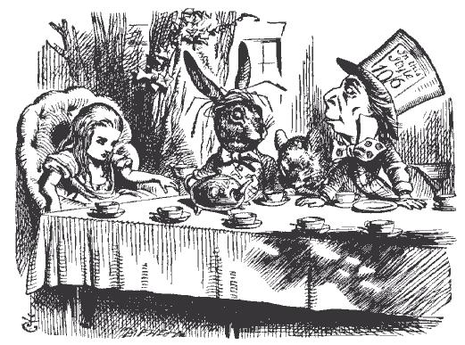 Alice banquet