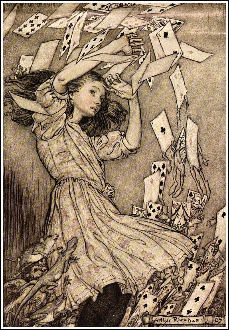 Alice carte