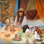 Patricia Lesne - Peintre sur verre
