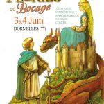 Affiche Livre VI : Chevaliers, princesses et dragons